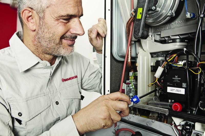 Servicio técnico de calentadores